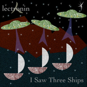 I Saw Three Ships Album Cover 400